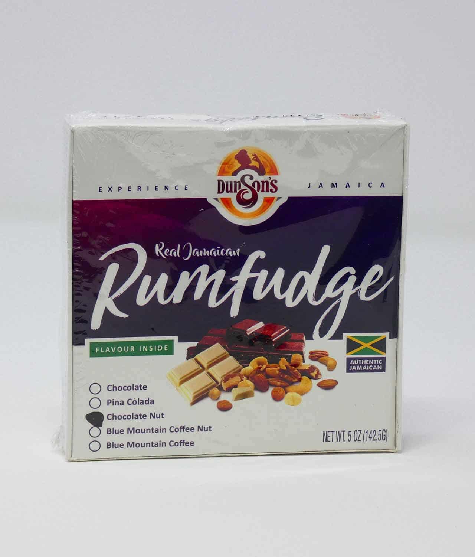 Rum Fudge 5oz