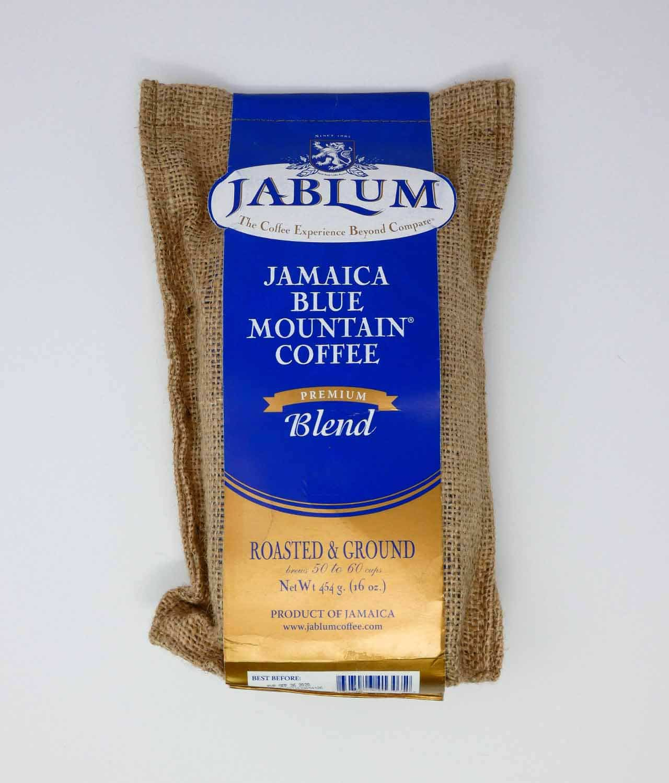 Jablum blend Grounds- 16oz