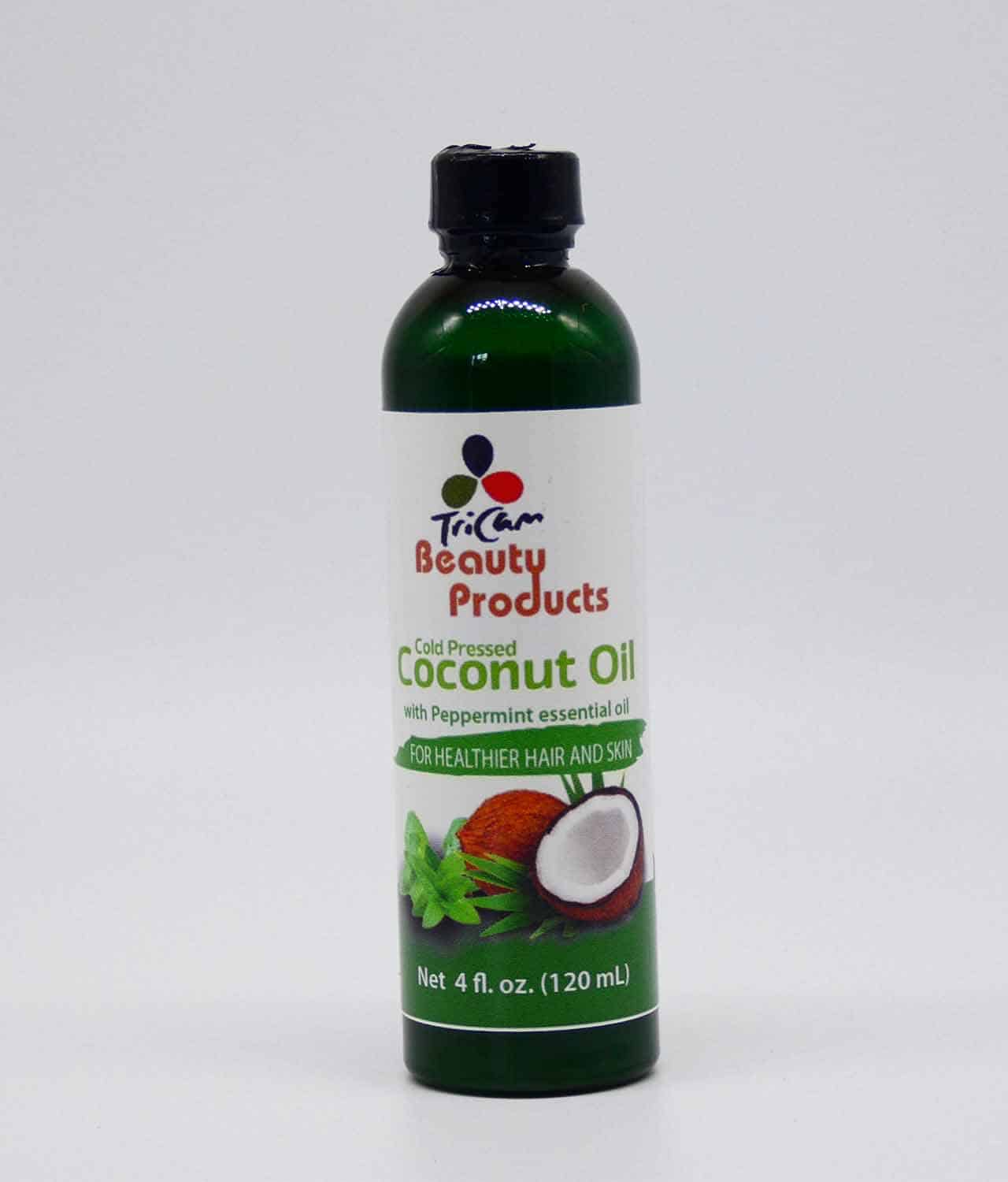 Coconut Oil with Peppermint 4oz