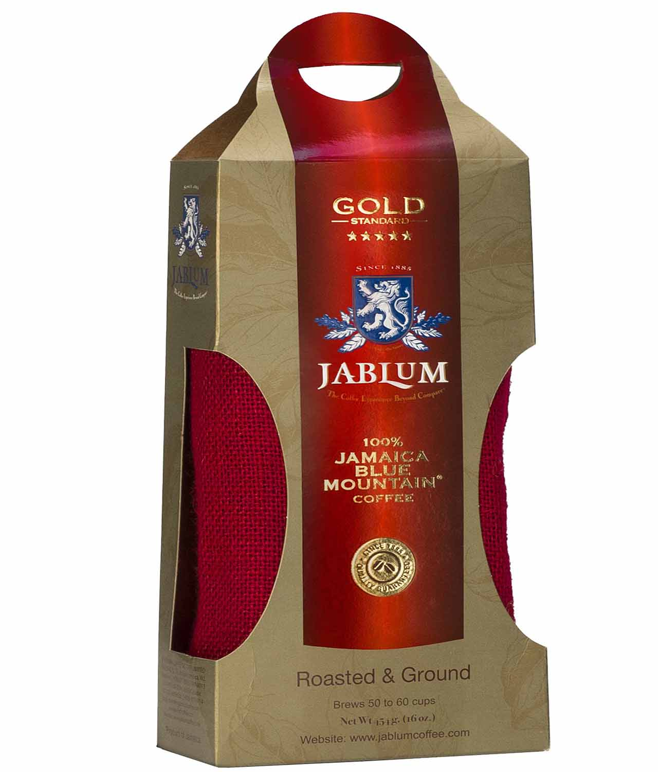 Jablum Ground Gold Coffee 16oz