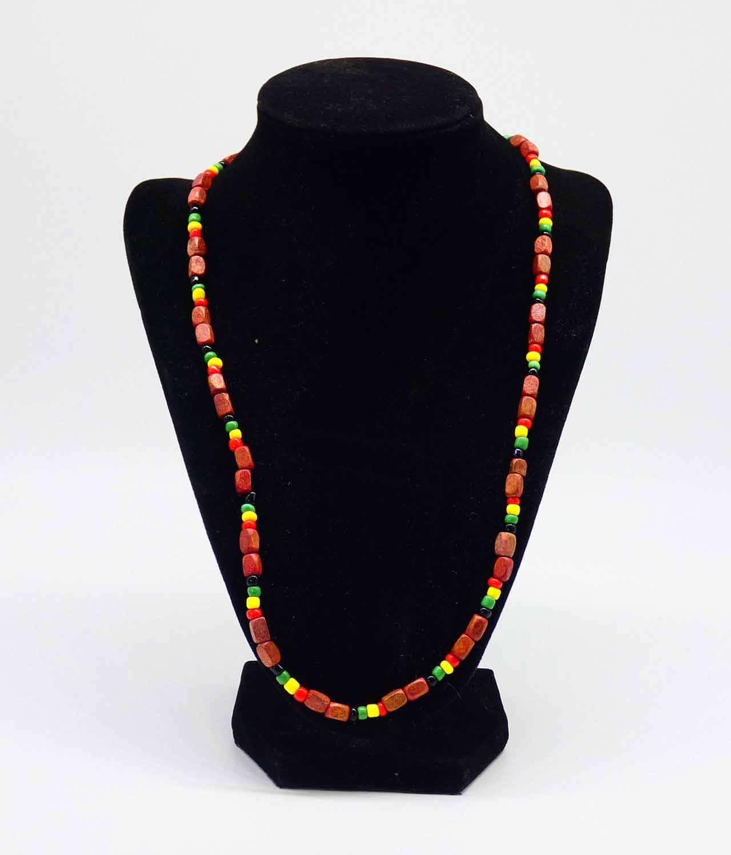 Rasta Necklace (1pc) - Best Choice - Come Shop Now!