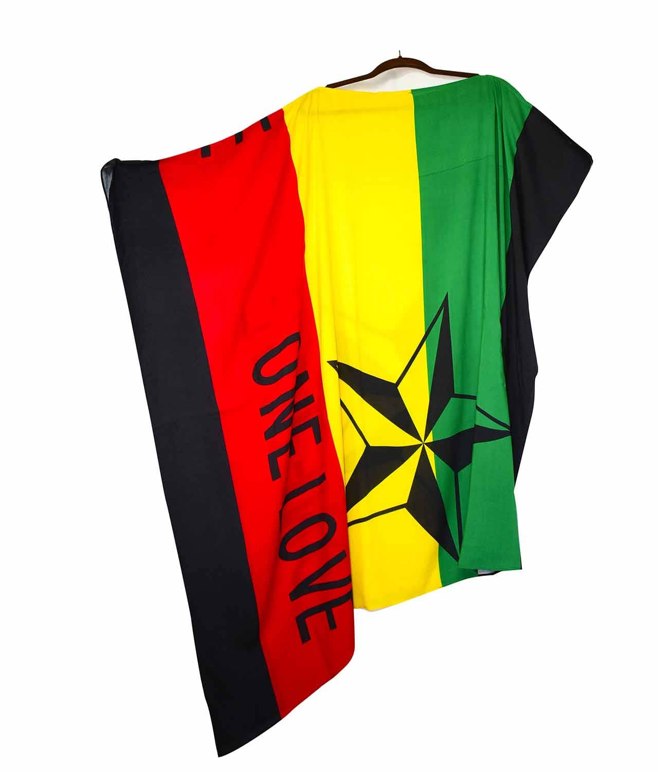 Jamaica Wrap Skirt