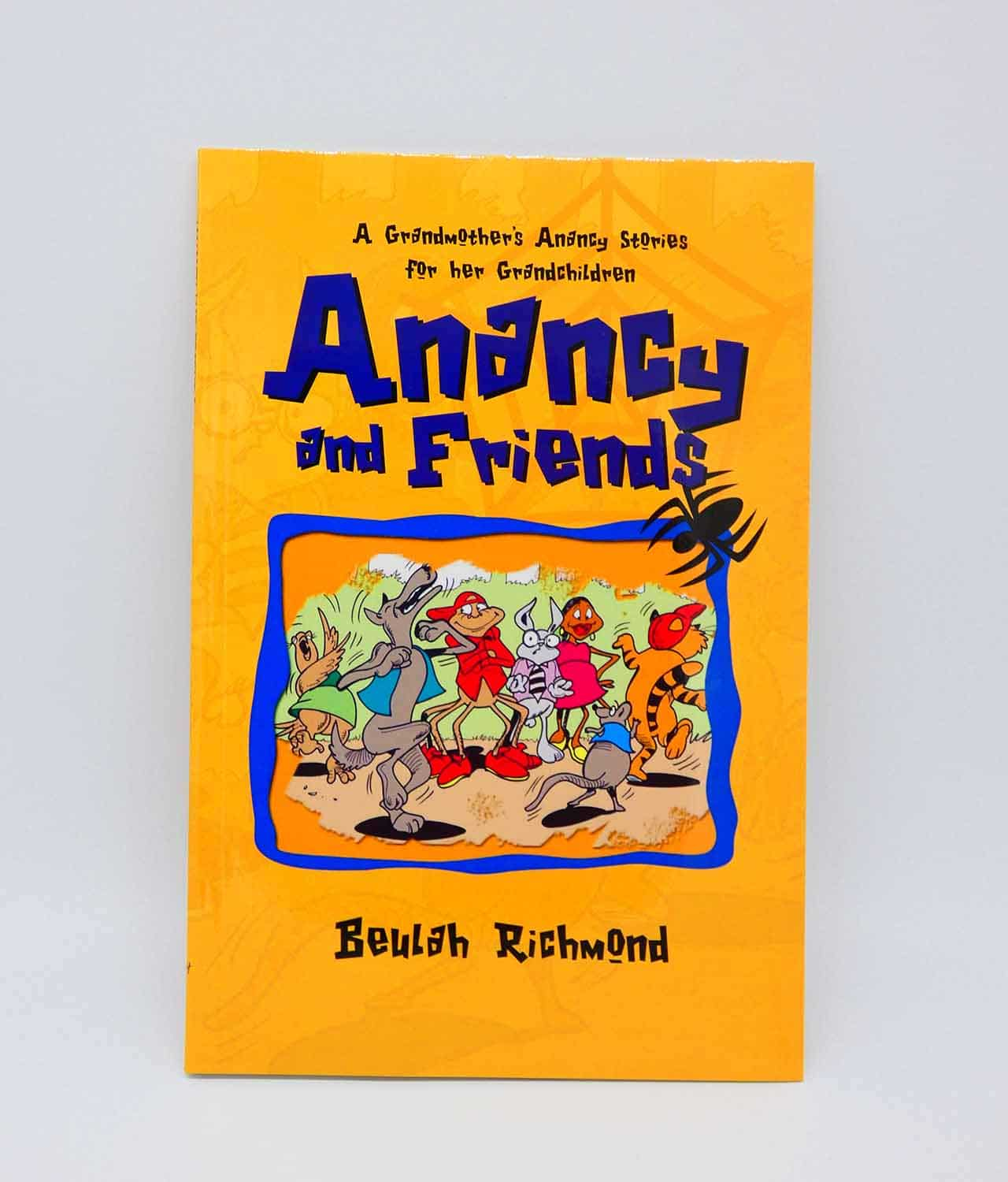 Anancy and Friends (1 bk)