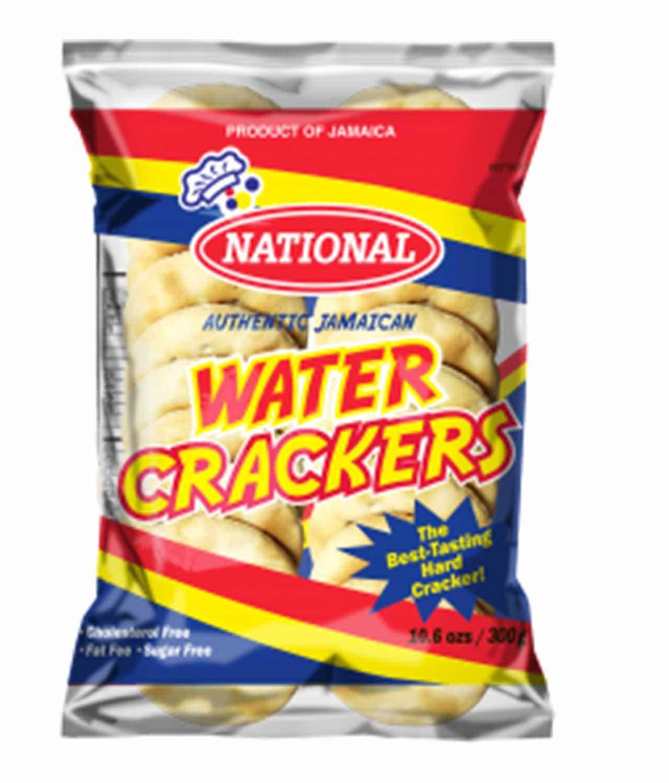 jamaican water crackers