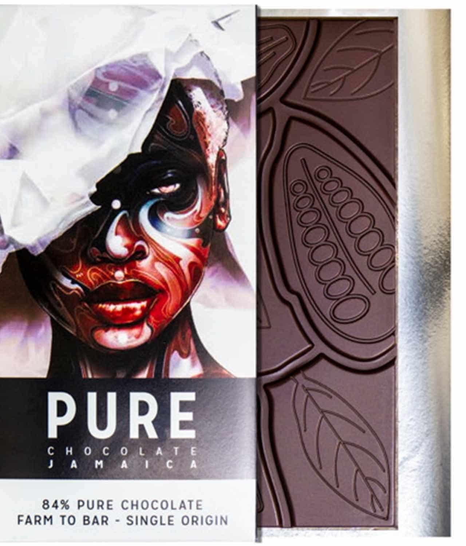 Pure Chocolate Jamaica (3.5 oz )