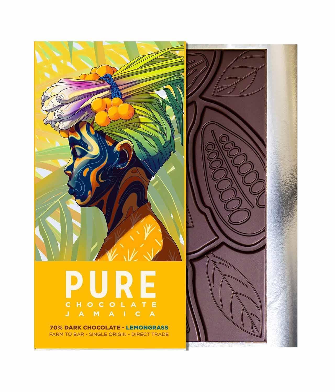 Pure Chocolate Jamaica (1.76 oz )