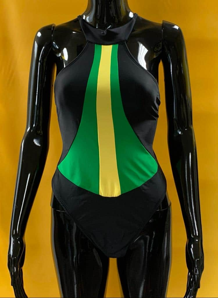 Jamaican Swimwear 1pc