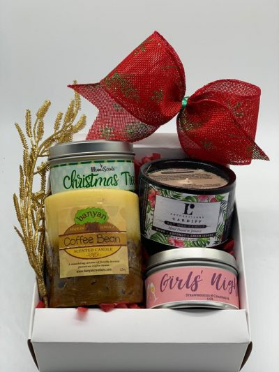 Things Jamaican candle mix - Rachel lane, Illumiscents and Banyan candles