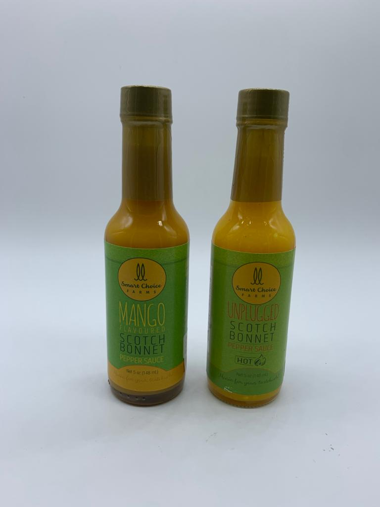 Smart Choice Pepper Sauces (1 bottle) - Spicy - Buy Now!