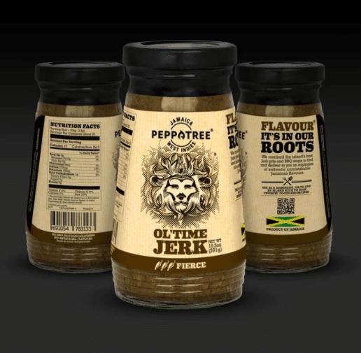 Peppatree Jerk Spice