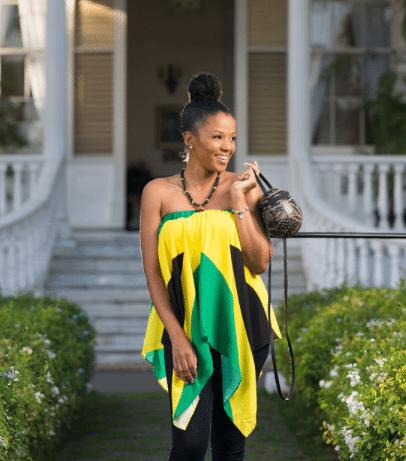 Jamaica Flag Wrap (1pc) - Trendy - Buy now!
