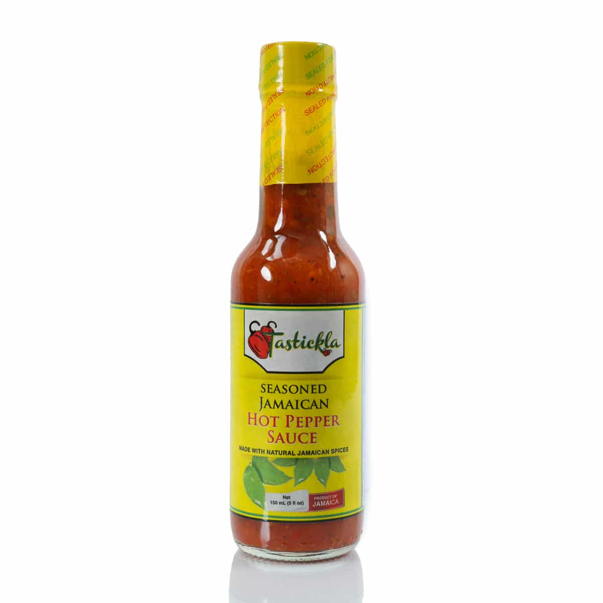 Tastickla Hot Sauce 5oz